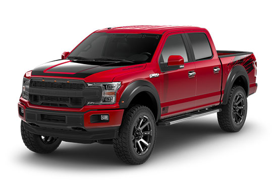 2018 ROUSH F150 SC Front View