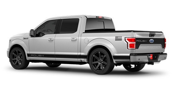2018 ROUSH F150 Sport Driver Rear