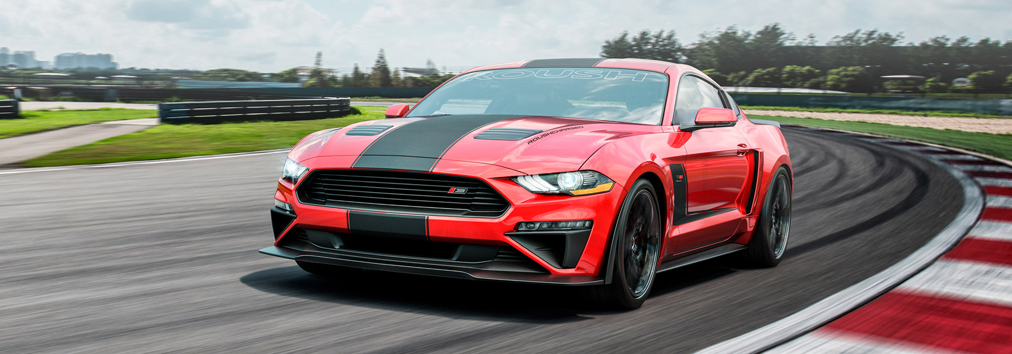 2019 ROUSH Stage 3 Mustang