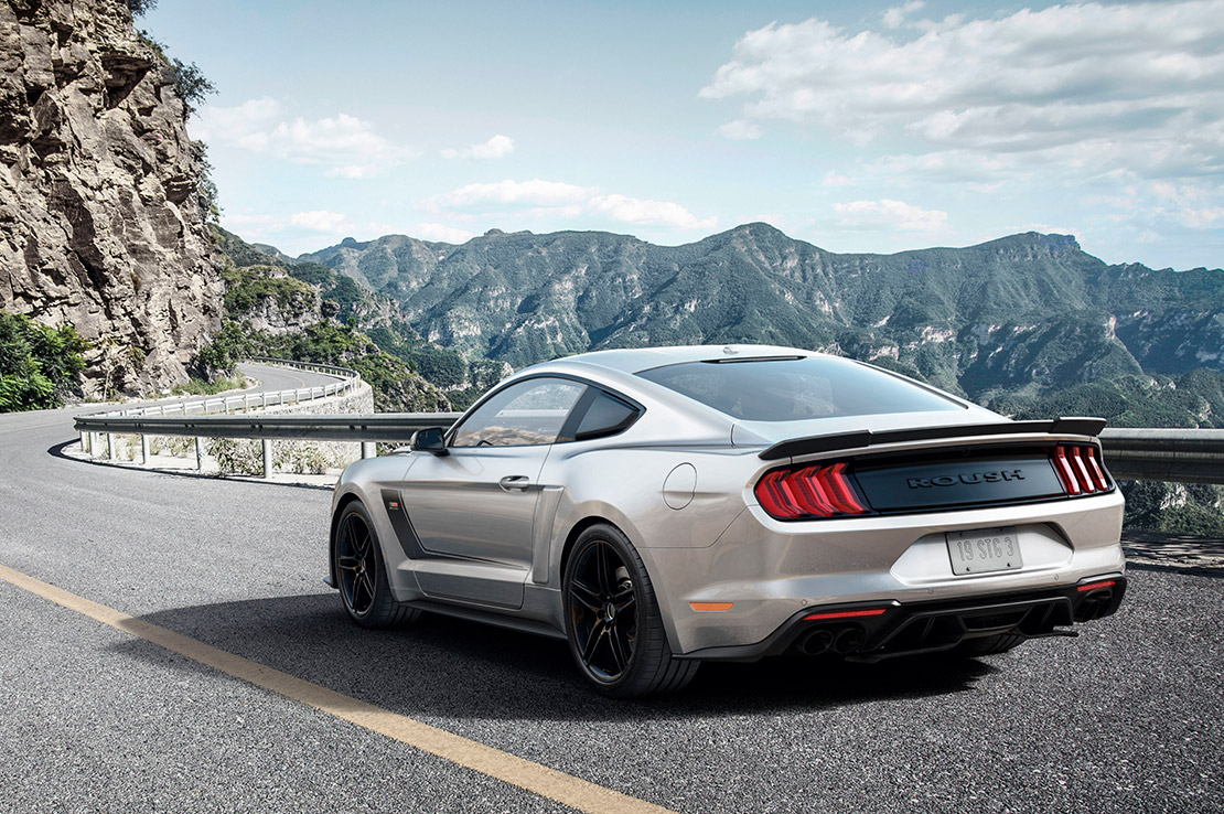 2019 ROUSH Stage 3 Mustang Lifestyle