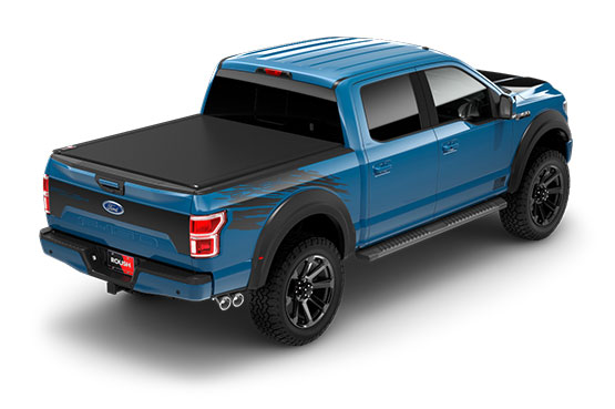 2019 ROUSH F-150 Rear View