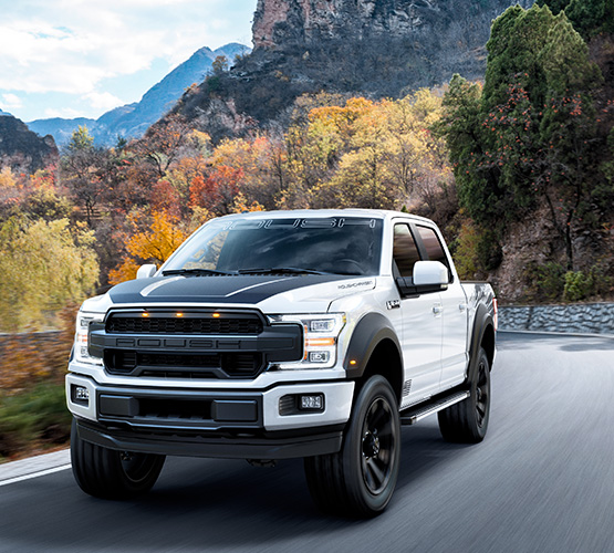 2019 ROUSH F150 SC Lifestyle
