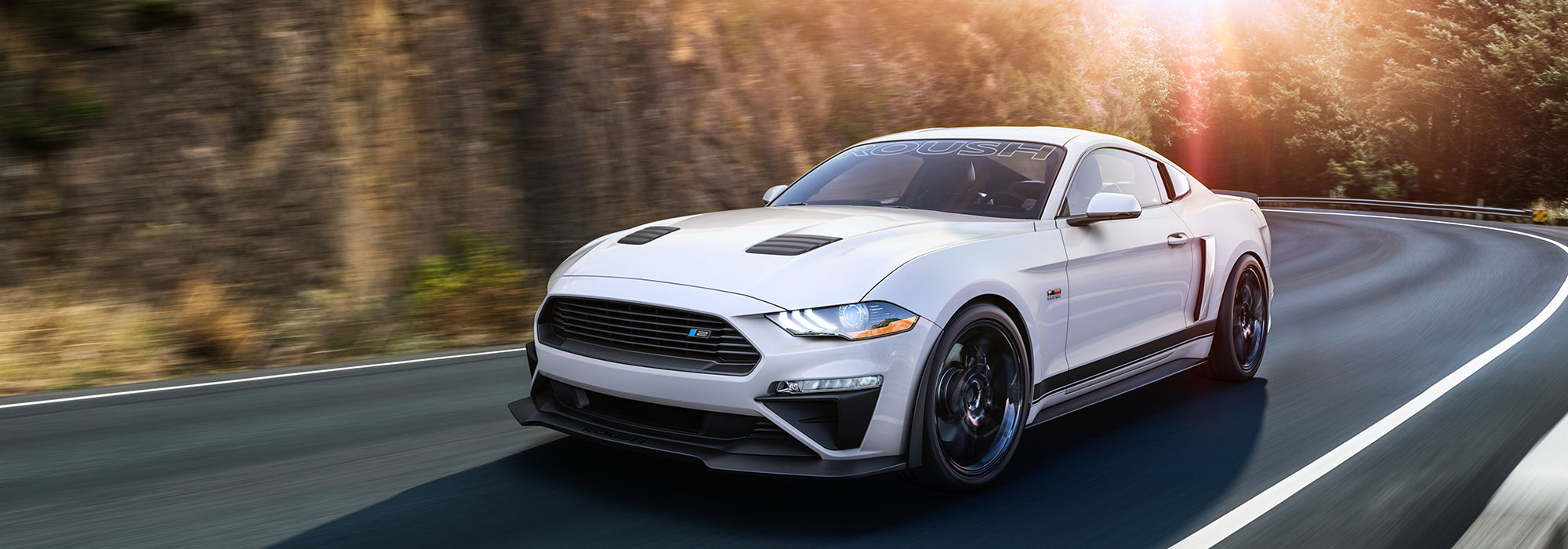 2019 ROUSH Stage 2 Mustang