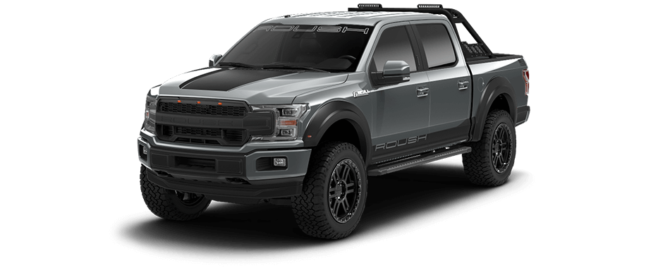 2020 ROUSH F-150 Abyss Gray