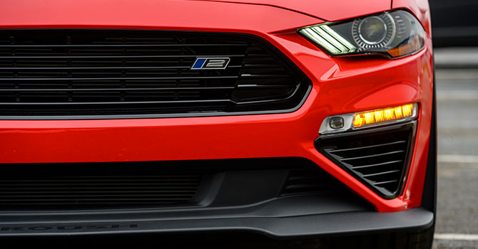 2020 ROUSH Stage 2 Mustang Grille