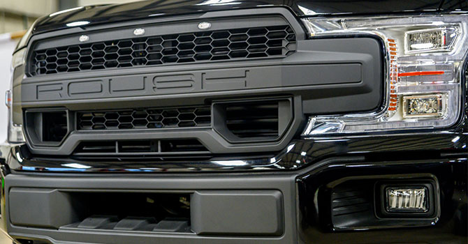 2020 ROUSH Nitemare Grille
