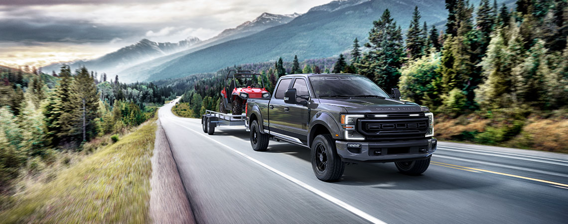 2020 ROUSH Super Duty Lifestyle