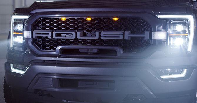2020 ROUSH F-150 5.11 Tactical Supercharger