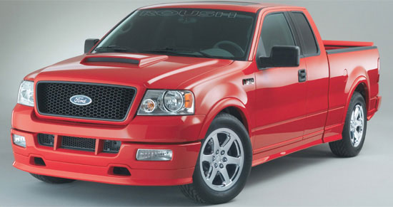 2008 ROUSH Stage 1 F-150