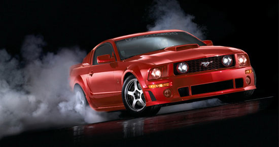 2009 ROUSH Stage 2 Mustang