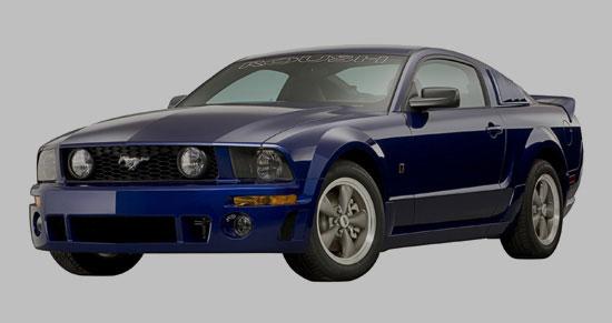 2009 ROUSH Mustang Sport