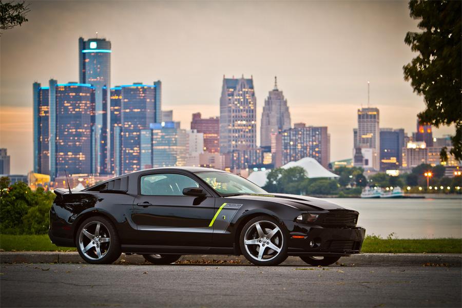 2012 ROUSH Hyper Series Mustang
