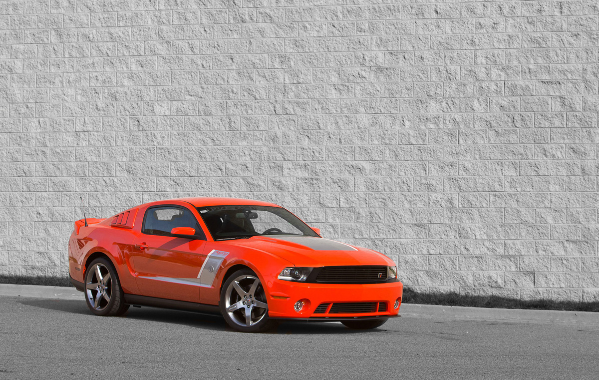 2012 ROUSH Stage 3 Mustang Premier Edition