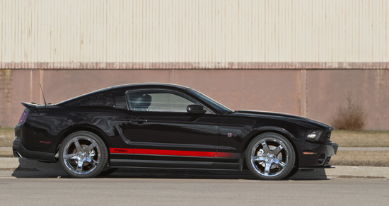 2012 ROUSH Stage 1 Mustang