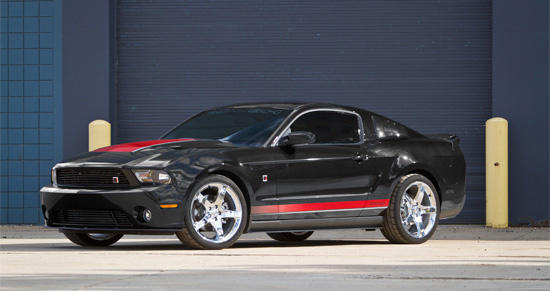 2012 ROUSH Stage 2 Mustang