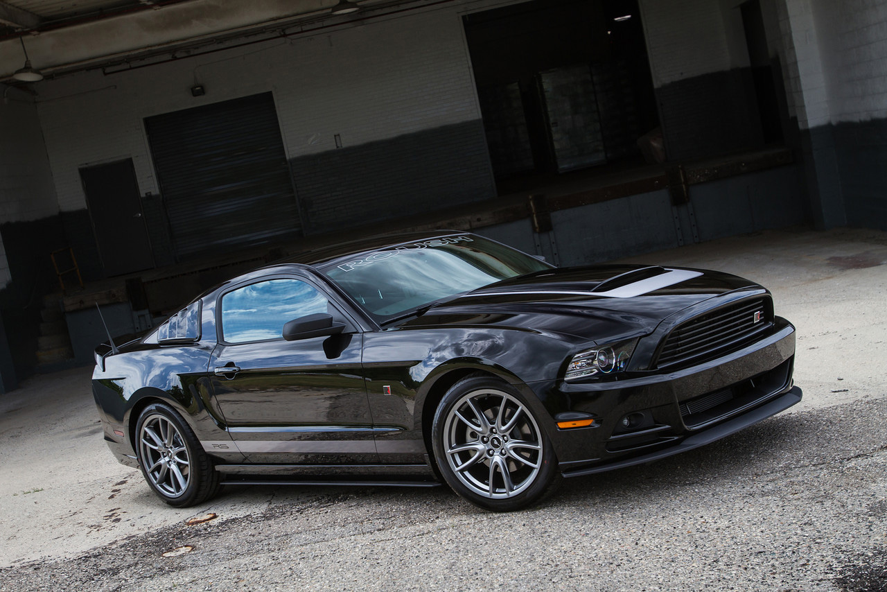 2013 ROUSH RS Mustang
