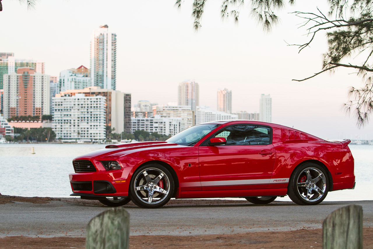 2014 ROUSH Stage 2 Mustang