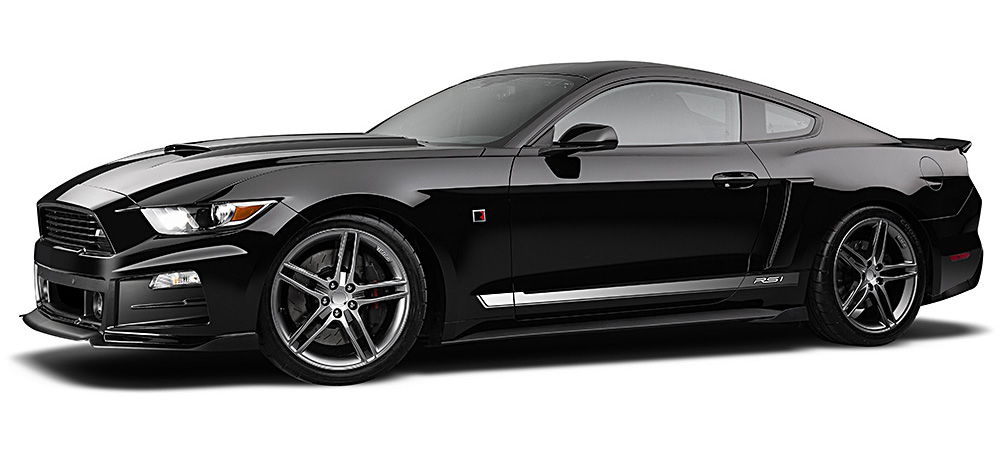 2016 ROUSH Stage 1 Mustang