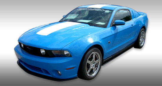 2010 ROUSH Stage 2 Mustang
