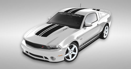 2011 ROUSH Stage 1 Mustang
