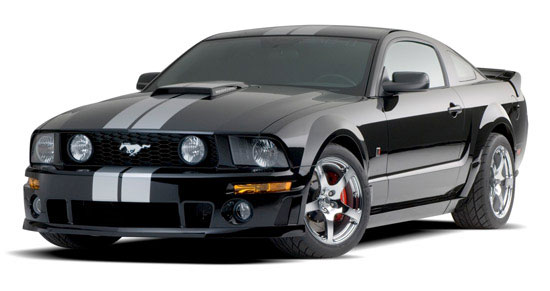 2009 ROUSH Stage 3 Mustang