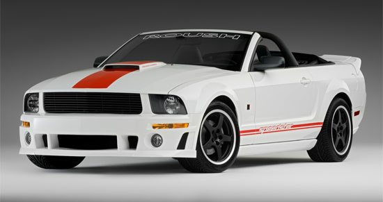 2008 ROUSH Speedster Mustang