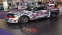 One ROUSH Mustang, Three Graphic Schemes and Three Days