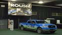 ROUSH® Introduces Dedicated Propane-Powered F-150 Pickup Truck