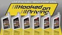 "ROUSH Named ""Official Motor Oil"" of Hooked on Driving"