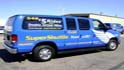 SuperShuttle Finding ROUSH Propane Vans Effective Tools in Reducing Costs and Meeting Airport Restrictions