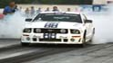 Bowles Captures First Win for Propane-Powered Mustang