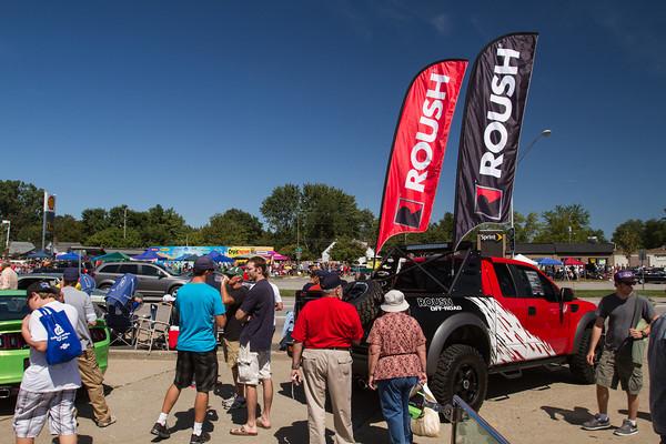 Thanks, A Great Woodward Dream Cruise / NASCAR Week!
