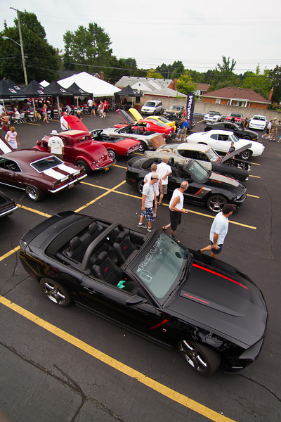 Join ROUSH Performance On Woodward Ave in Michigan