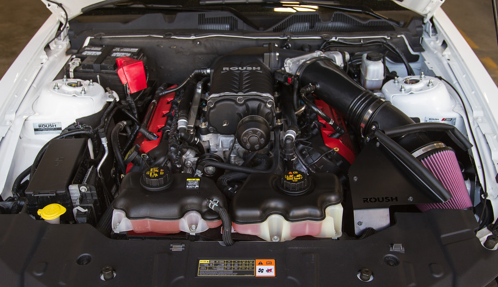 Thaw Out with a ROUSH Supercharger