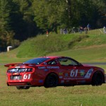 No. 61 In Turn 3 - Lime Rock 2013