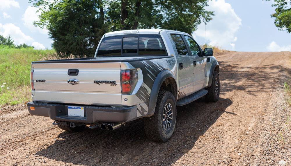ROUSH Performance Delivers Unbridled Performance To The Ford F-150 Raptor