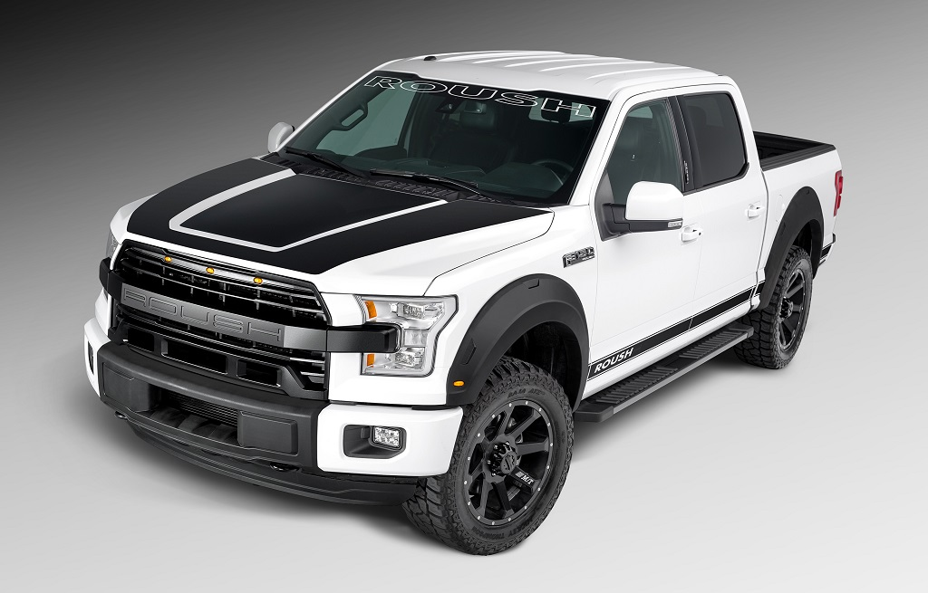 It's Here! Introducing the All-New 2015 ROUSH F-150