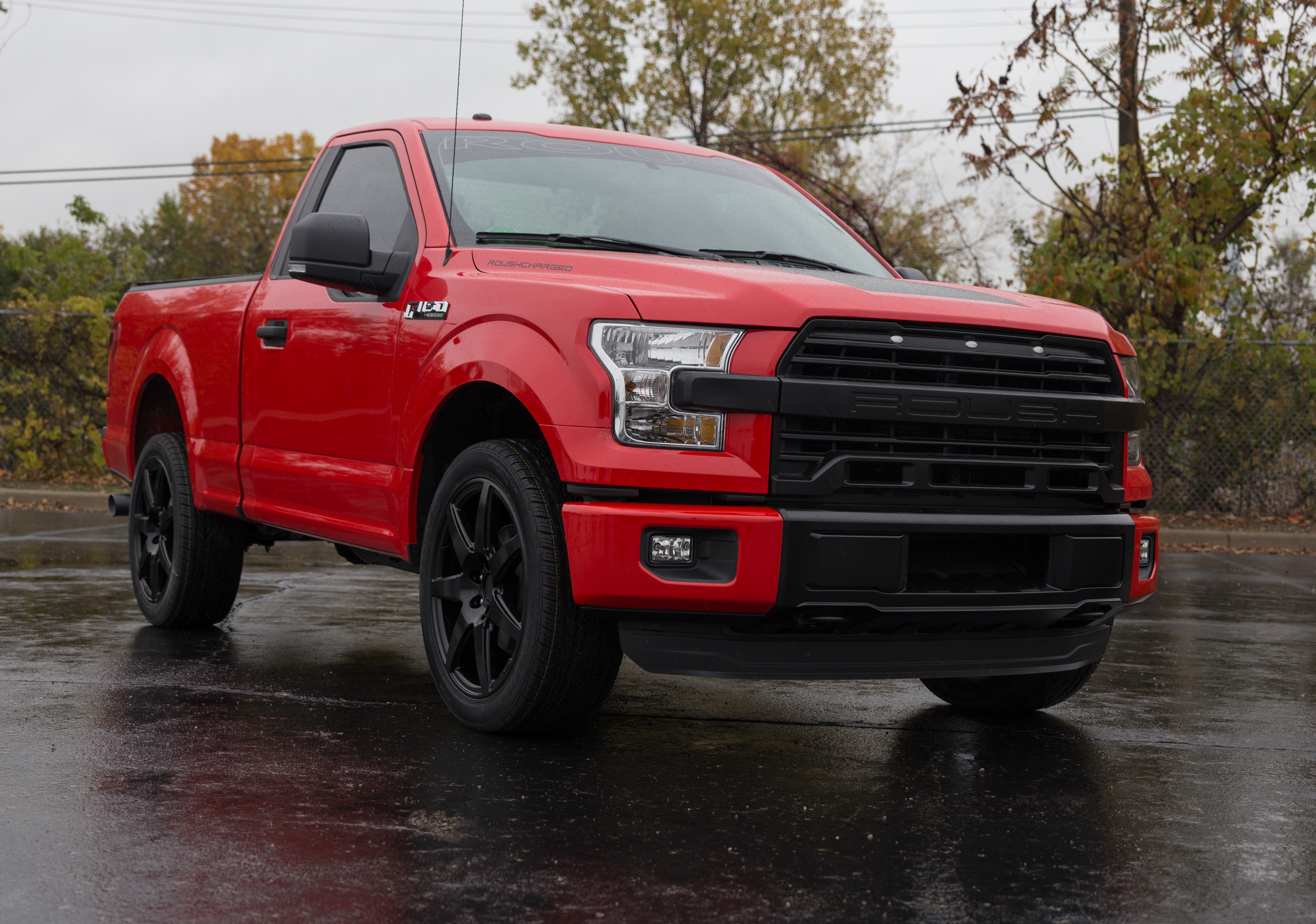 2017 ROUSH F-150 Nitemare: The Nitemare You WANT To Have