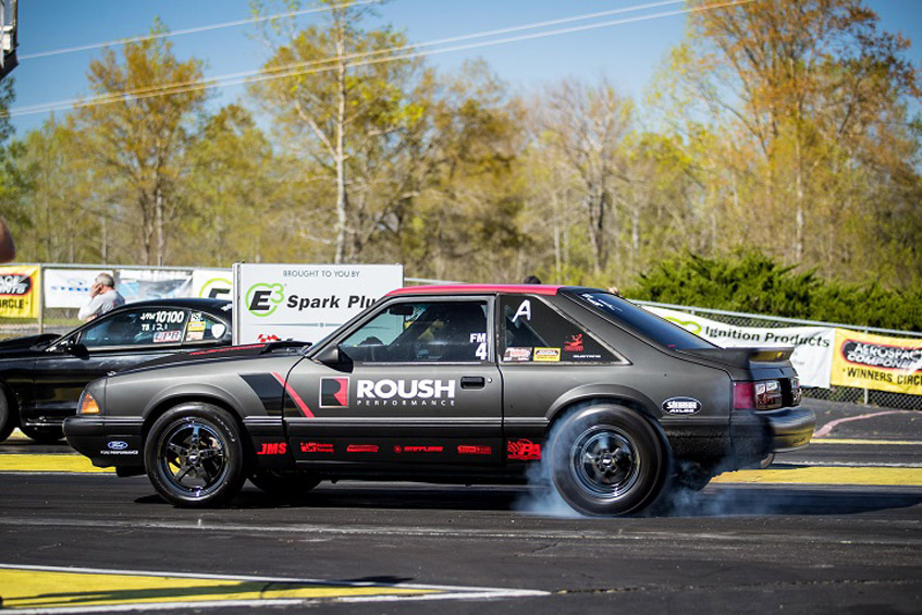 ROUSH Fox Places Second at NMRA/NMCA All-Star Nationals