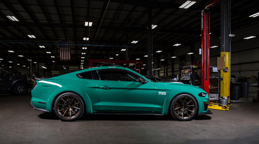 ROUSH Unveils the 2018 ROUSH 729 Concept at SEMA