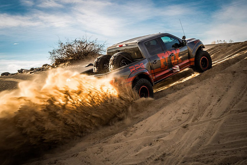 RPG Off-Road Installs a ROUSH F-150 Phase 2 Supercharger Kit