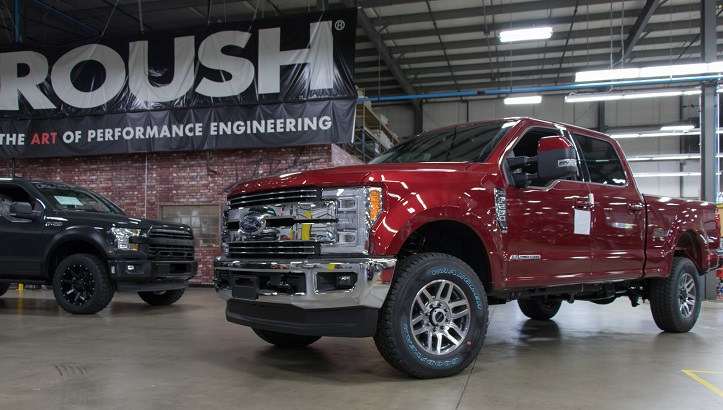 Roush Performance Releases First Look At The 2018 F 250 Super Duty