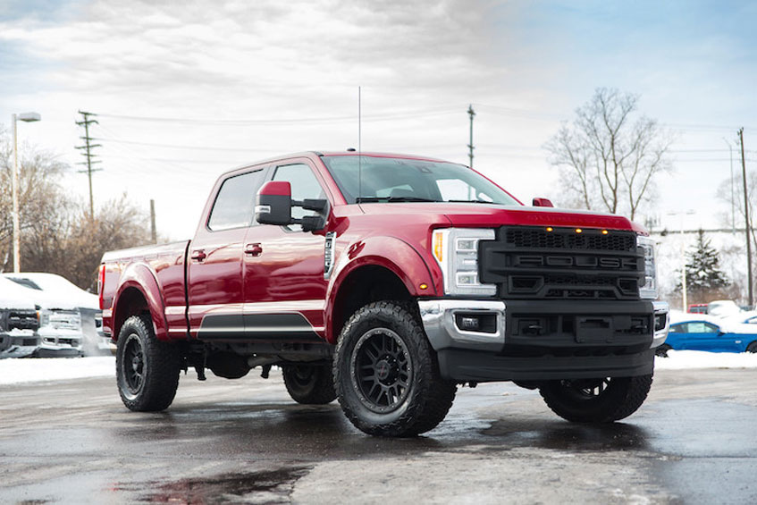 First look: The 2018 ROUSH F-250