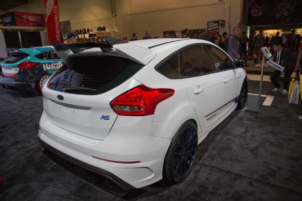VIDEO: ROUSH Focus RS Active Exhaust Development Underway