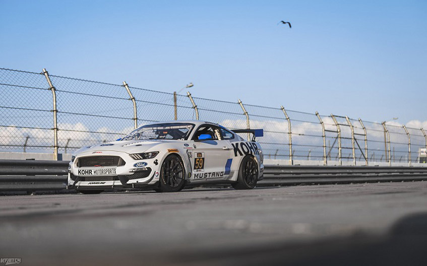 Dean Martin and Jack Roush Jr. to Drive the No. 59 Mustang at Sebring 2017