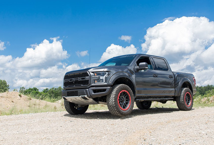 ROUSH Welcomes the Raptor to its Vehicle Lineup