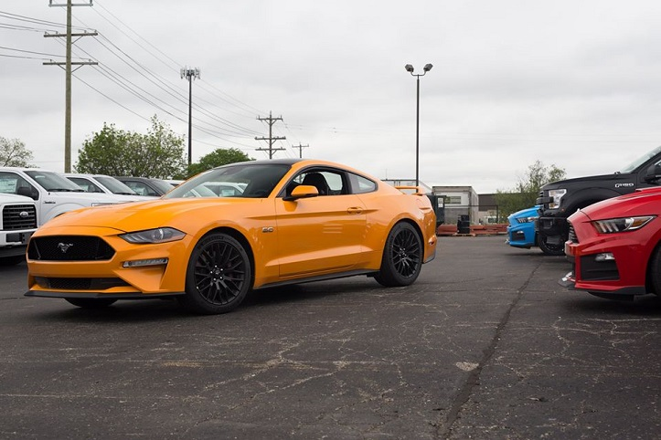Mustang Gt Has Officially Landed At Roush Performance In Plymouth Michigan And We Can T Wait To Unveil The Newest Addition Our 2018 Lineup
