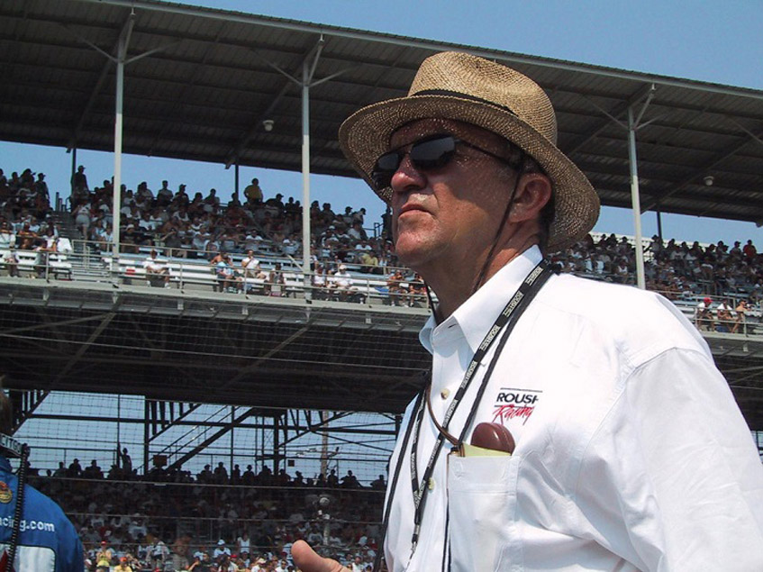 Jack Roush Inducted into the Automotive Hall of Fame