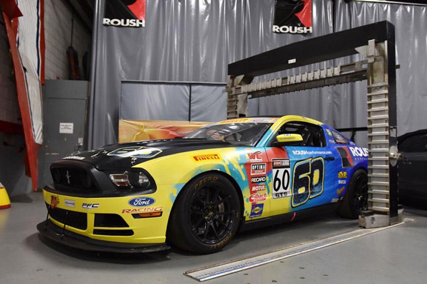 Jack Roush Jr.'s Pirelli World Challenge Race Car FOR SALE