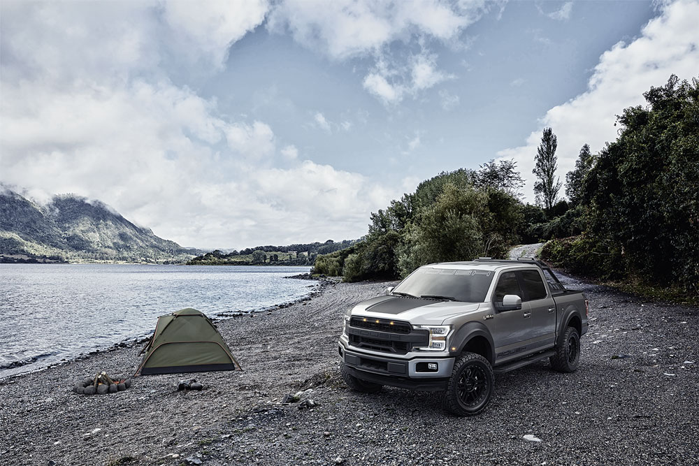 First Look: 2020 ROUSH F-150